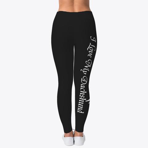 57717154d0494 Women Love Dachshund Dog Leggings Products from Women's Leggings ...
