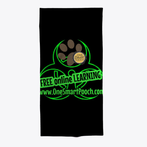 Osp Free Online Learning  Black T-Shirt Front