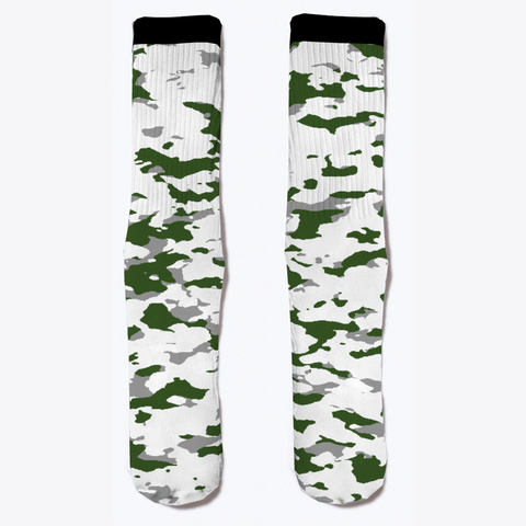 Military Camouflage   Alpine I Standard T-Shirt Front