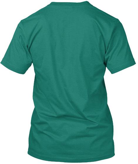Octopus Tee Evergreen T-Shirt Back