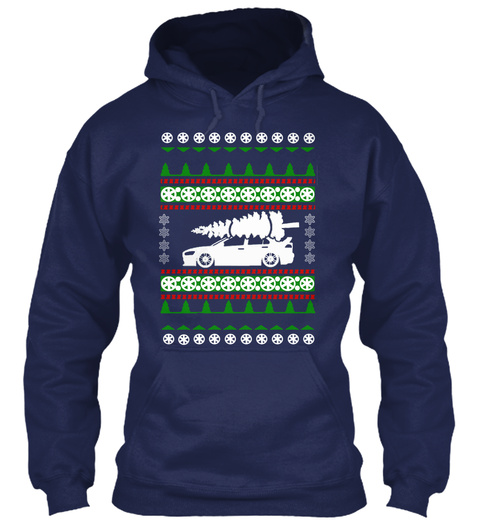 Lancer Evo 10 X Christmas Sweater Products From Car Ugly Christmas