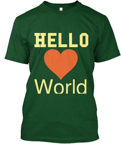 Hello World: Hello World Products From