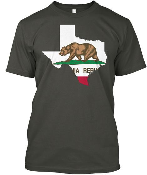 Iia Rep  Smoke Gray T-Shirt Front