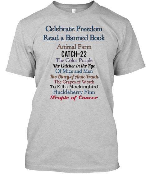Celebrate Freedom Read A Banned Book - celebrate freedom read a ...