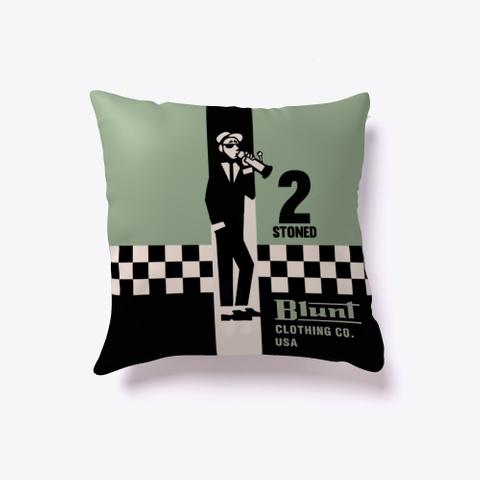 Blunt 2 Stoned Ska  Reversible  Pillow Standard T-Shirt Front