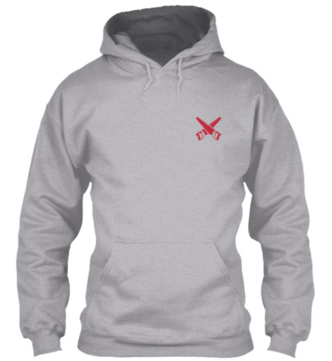 Carpenter Hoodie Christmas Special Sport Grey T-Shirt Front