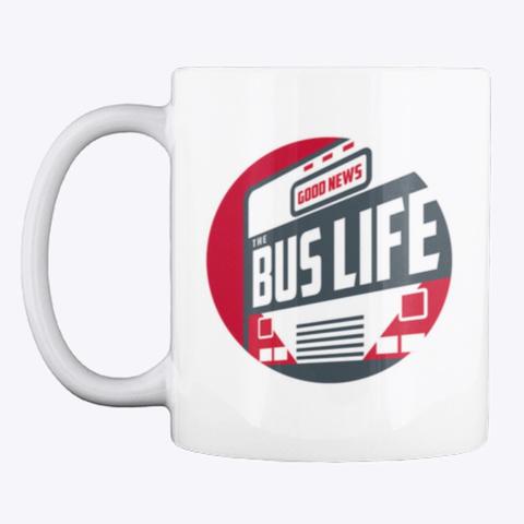 N/A White Mug Front