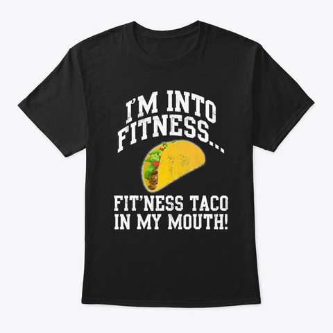 Gains Loading   Funny Gym Weight Train  Black T-Shirt Front