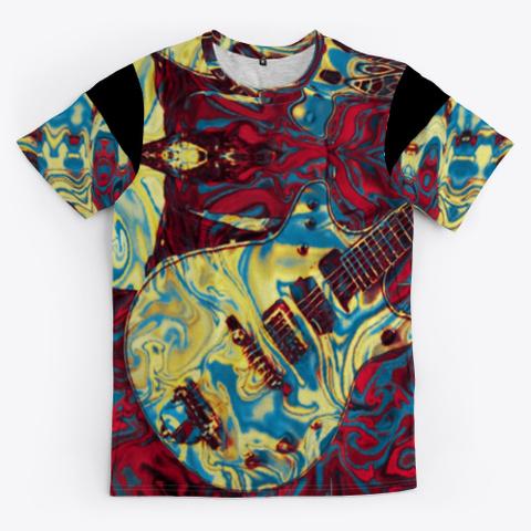 Bc Cat Gtr7366 Black T-Shirt Front