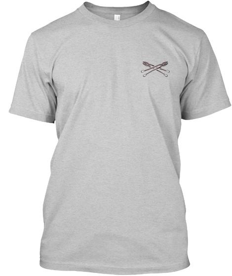 Sarcastic Sheet Metal Worker Shirt Light Steel T-Shirt Front