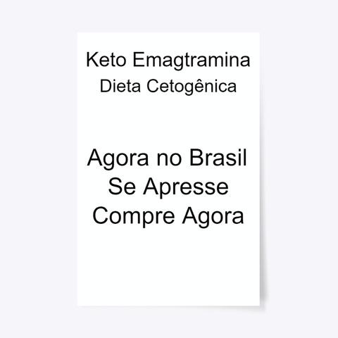 Keto Emagtramina | Compre Agora! Standard T-Shirt Front