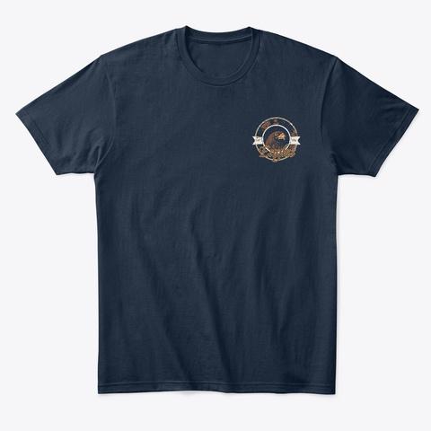 Adler1992 New Navy T-Shirt Front