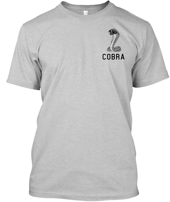 Cobra-Terminator-Hanes-Tagless-Tee-T-Shirt thumbnail 12