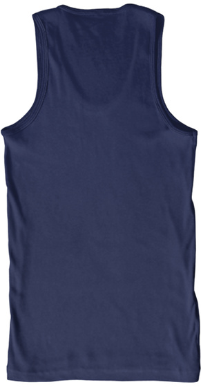 Dive Gear! Ltd Edition Top Navy Tank Top Back