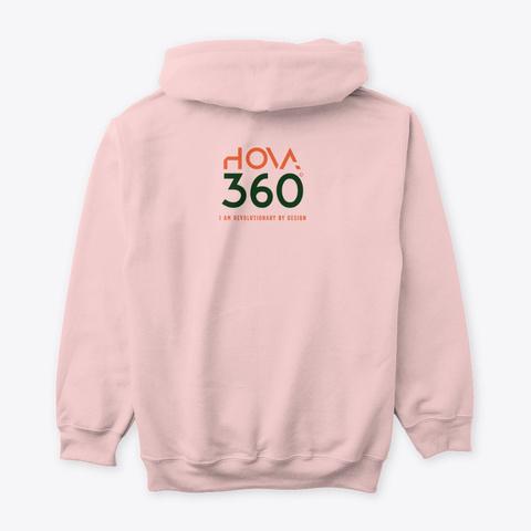 Revolutionary Gauntlet   Kandake Light Pink T-Shirt Back