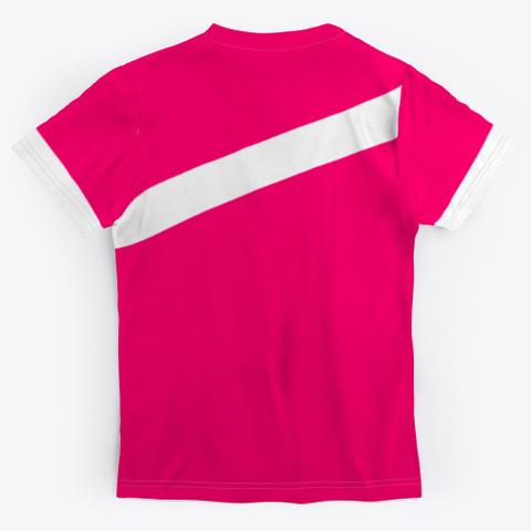 Antoine Maurice King Red Stripe Tee Standard T-Shirt Back