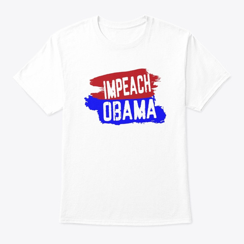 impeach obama t shirt