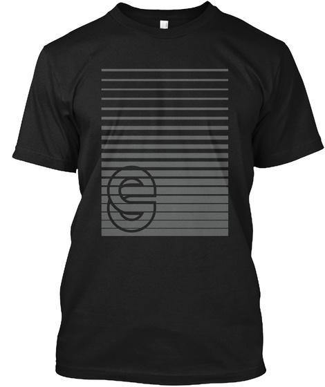 Electronic Groove T Shirt 004 Black Camiseta Front