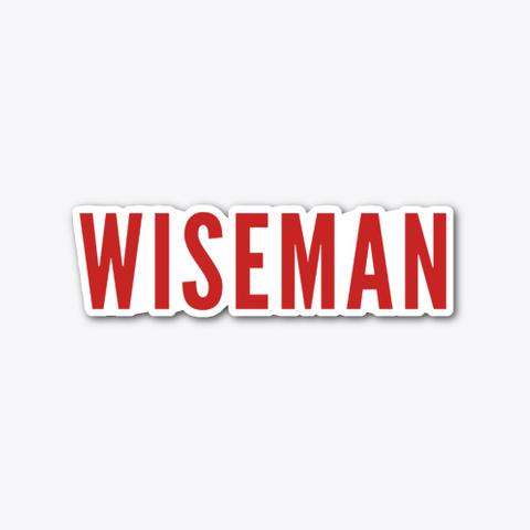 Wiseman Standard T-Shirt Front