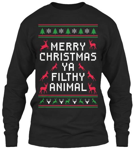 881b9e8b5 Merry Christmas Ya Filthy Animal - Merry Christmas ya filthy animal ...