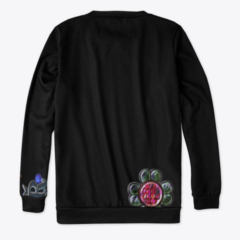 ¥€$ = Thank You!!! 5d4 K Black T-Shirt Back