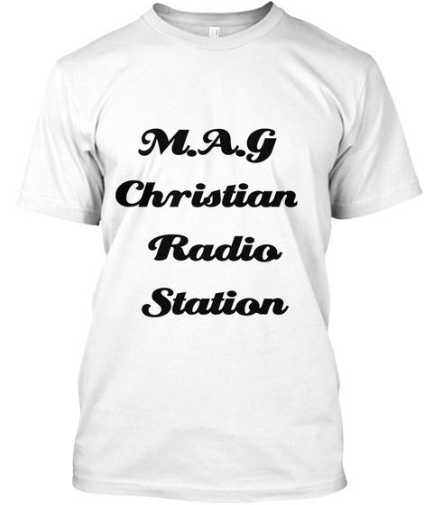 M A G Christian rap radio