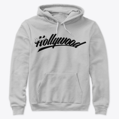 Ih Hoodie   Vs1 Series  Athletic Heather Sweatshirt Front