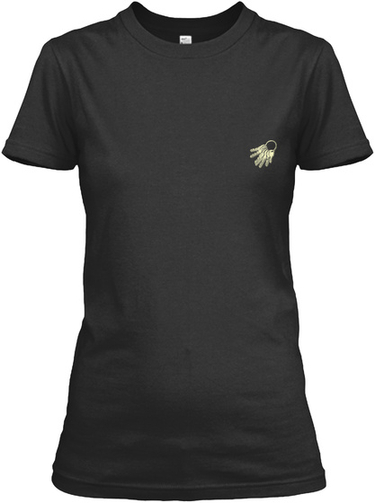 Correctional Officer Limited Edition Black T-Shirt Front