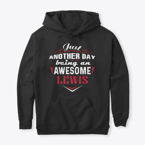 Being An Awesome Lewis Black T-Shirt Front