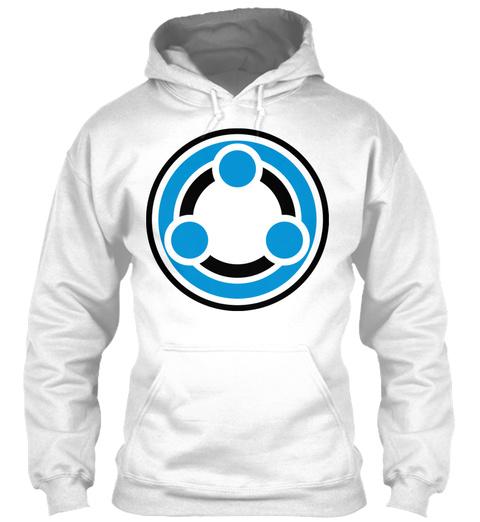 Transfercoin Logo White T-Shirt Front