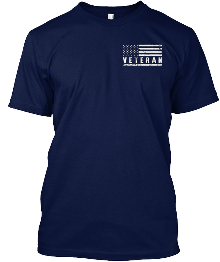American-War-Vets-Community-Veteran-This-Oath-Never-Hanes-Tagless-Tee-T-Shirt thumbnail 12