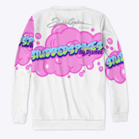 Bubble Studdedspikes 2 Standard T-Shirt Back