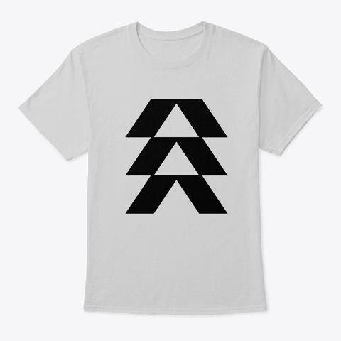 Destiny   Hunter Class (Dark) Light Steel T-Shirt Front