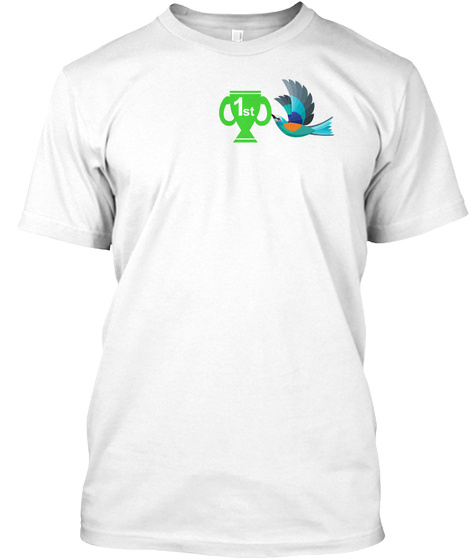 Design T  Shirt White T-Shirt Front