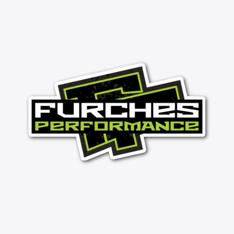 Furches Performance Sticker Standard T-Shirt Front