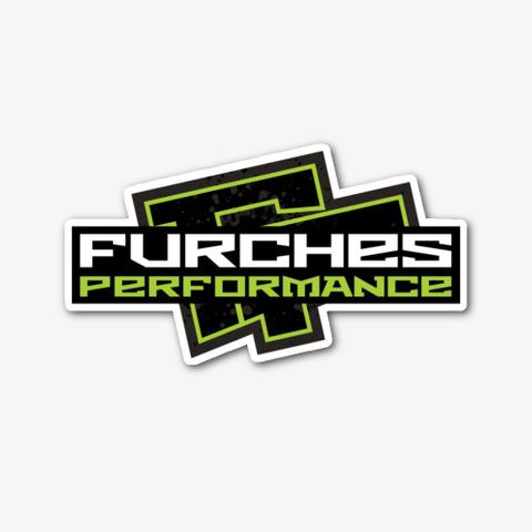 Furches Performance Sticker Standard T-Shirt Front