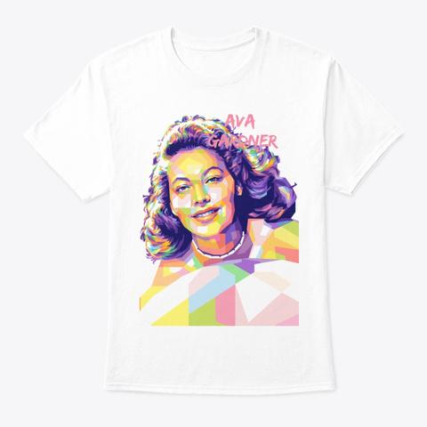 Wpap Pop Art Design T Shirt 3 White T-Shirt Front
