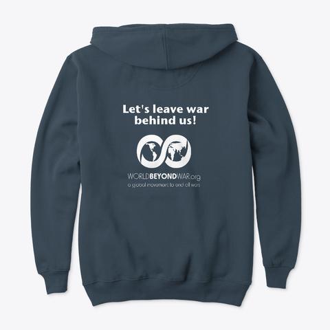 Planet Pacific T-Shirt Back