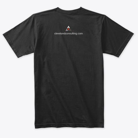 Name Change Vintage Black T-Shirt Back