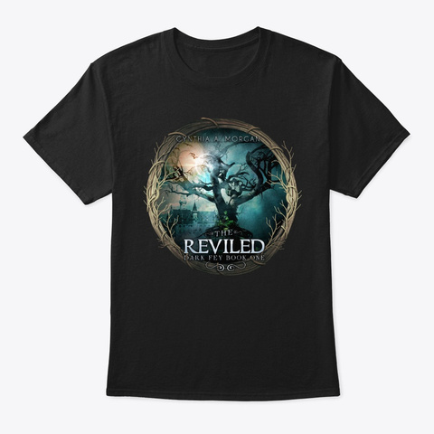 The Reviled Black T-Shirt Front