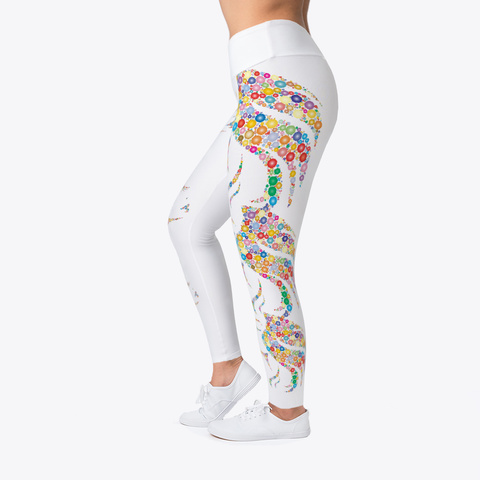 Karneval Leggings Ellesson Standard T-Shirt Left