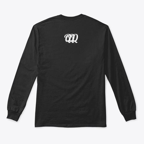 Qilla Quilla Quality Black T-Shirt Back