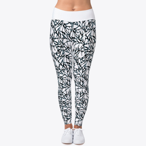 Pure Bliss Leggings Standard T-Shirt Front