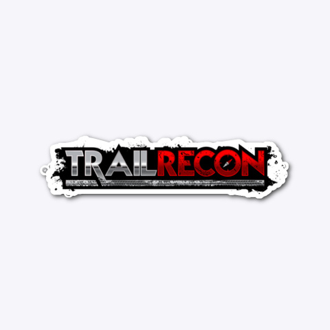 Trail Recon Decal Standard T-Shirt Front