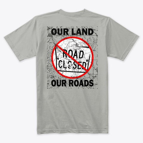 Our Land Our Roads