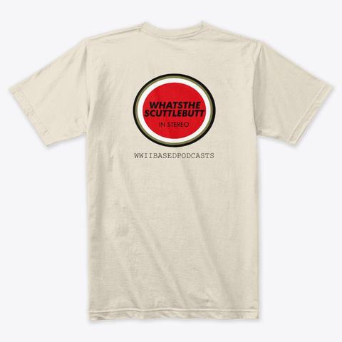 Wtsp K Rations Supper Shirt Cream T-Shirt Back
