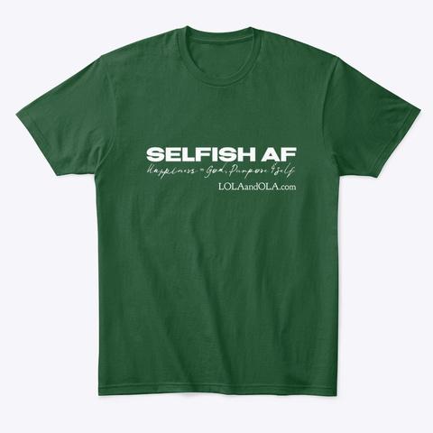 SELFISH AF Image