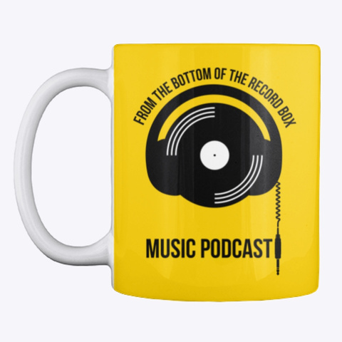 Ftbotrb Mug Lemon Yellow T-Shirt Front