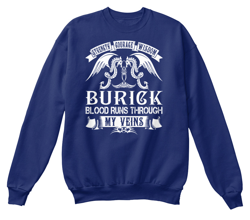Sweat Burick Blood shirt S Confortable Nom qtzwnUrOt