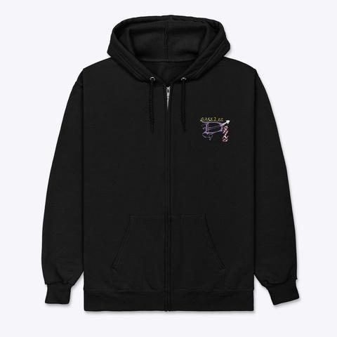 Dashing D,000  (Formerly Ka Weatherford) Black T-Shirt Front